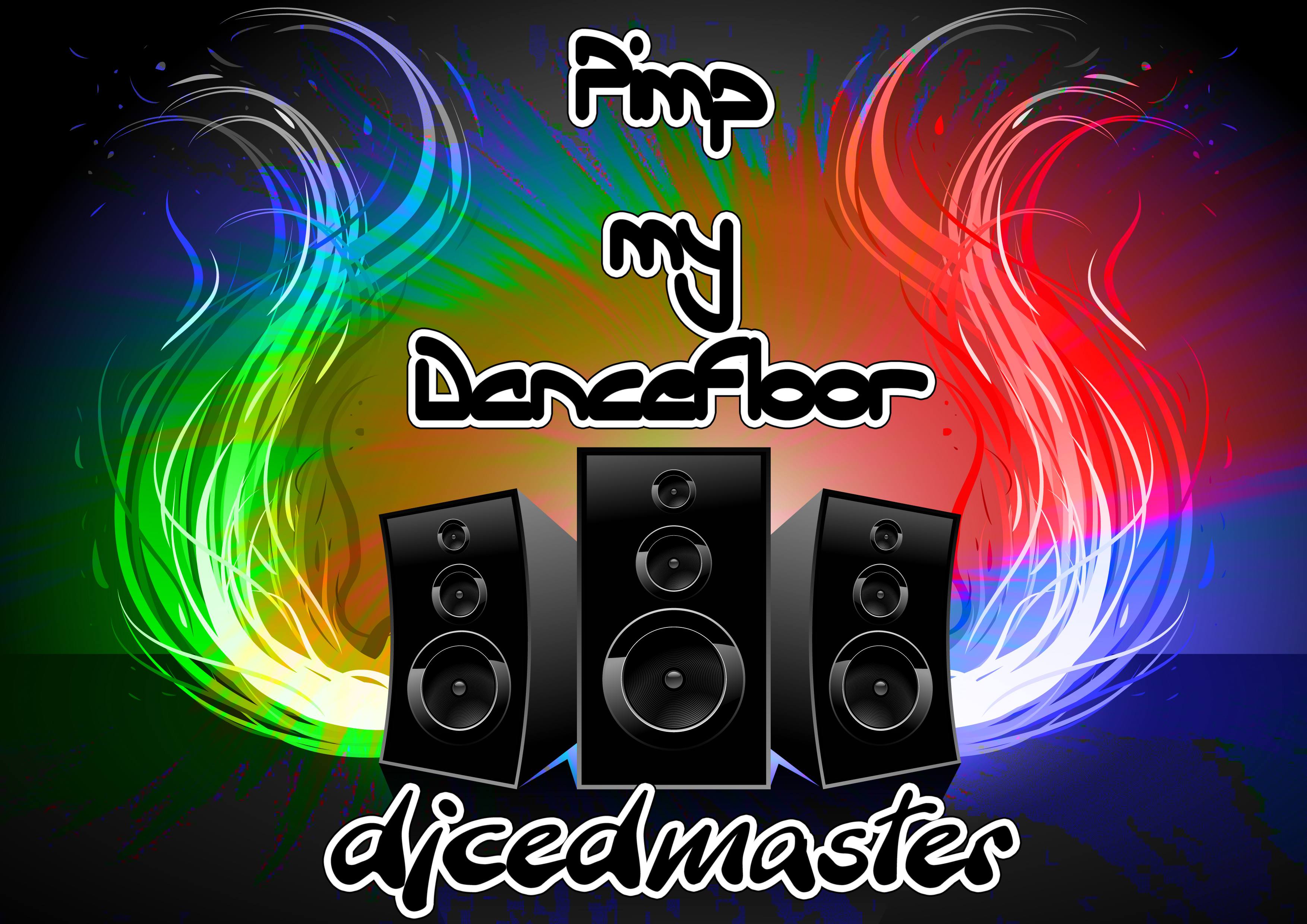 Djcedmaster sound for 1234 get on the dance floor dj mix
